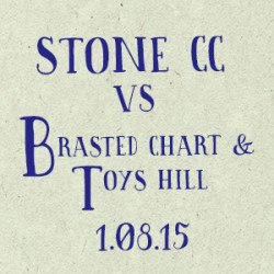 Stone Cricket Club vs. Brasted Chart & Toys Hill match report